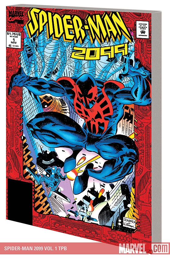 Spider-Man 2099 Vol. 1 (Trade Paperback)