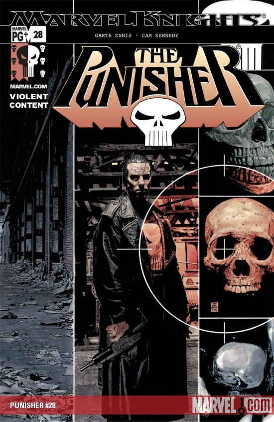 Punisher Vol. 5: Streets of Laredo (Trade Paperback)