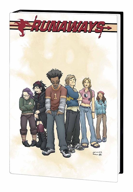 Runaways Vol. 1 (Hardcover)