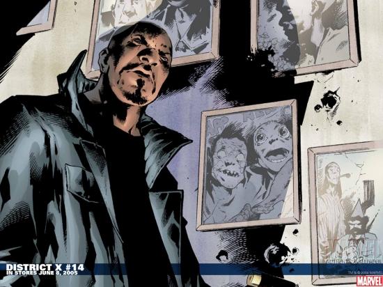 District X (2004) #14 Wallpaper
