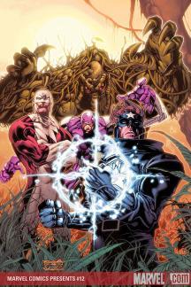 Marvel Comics Presents (2007) #12