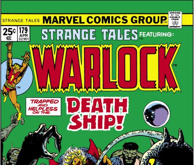 Strange Tales (1973) #179 Cover