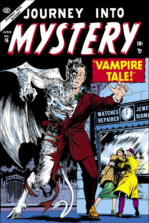 Journey Into Mystery (1952) #16