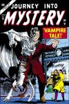 Journey Into Mystery (1952) #16 Cover