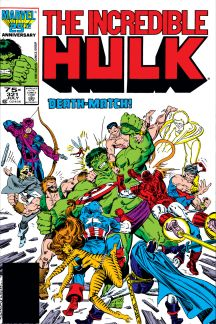 Incredible Hulk #321