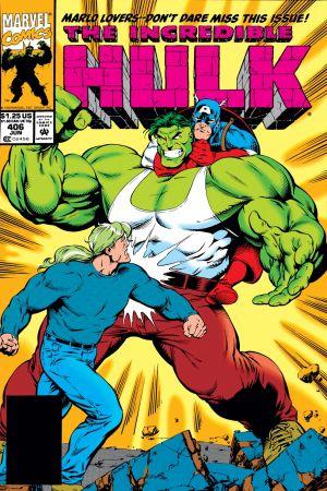 Incredible Hulk (1962) #406