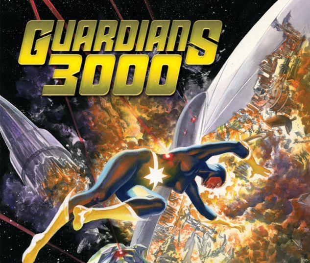 GUARDIANS 3000 4 (WITH DIGITAL CODE)