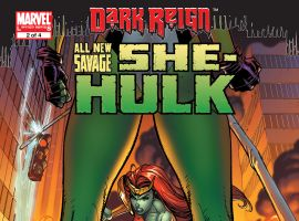 ALL-NEW SAVAGE SHE-HULK (2009) #2