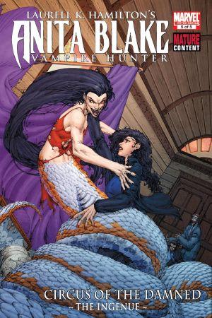 Anita Blake: Circus of the Damned The Ingenue (2010) #5