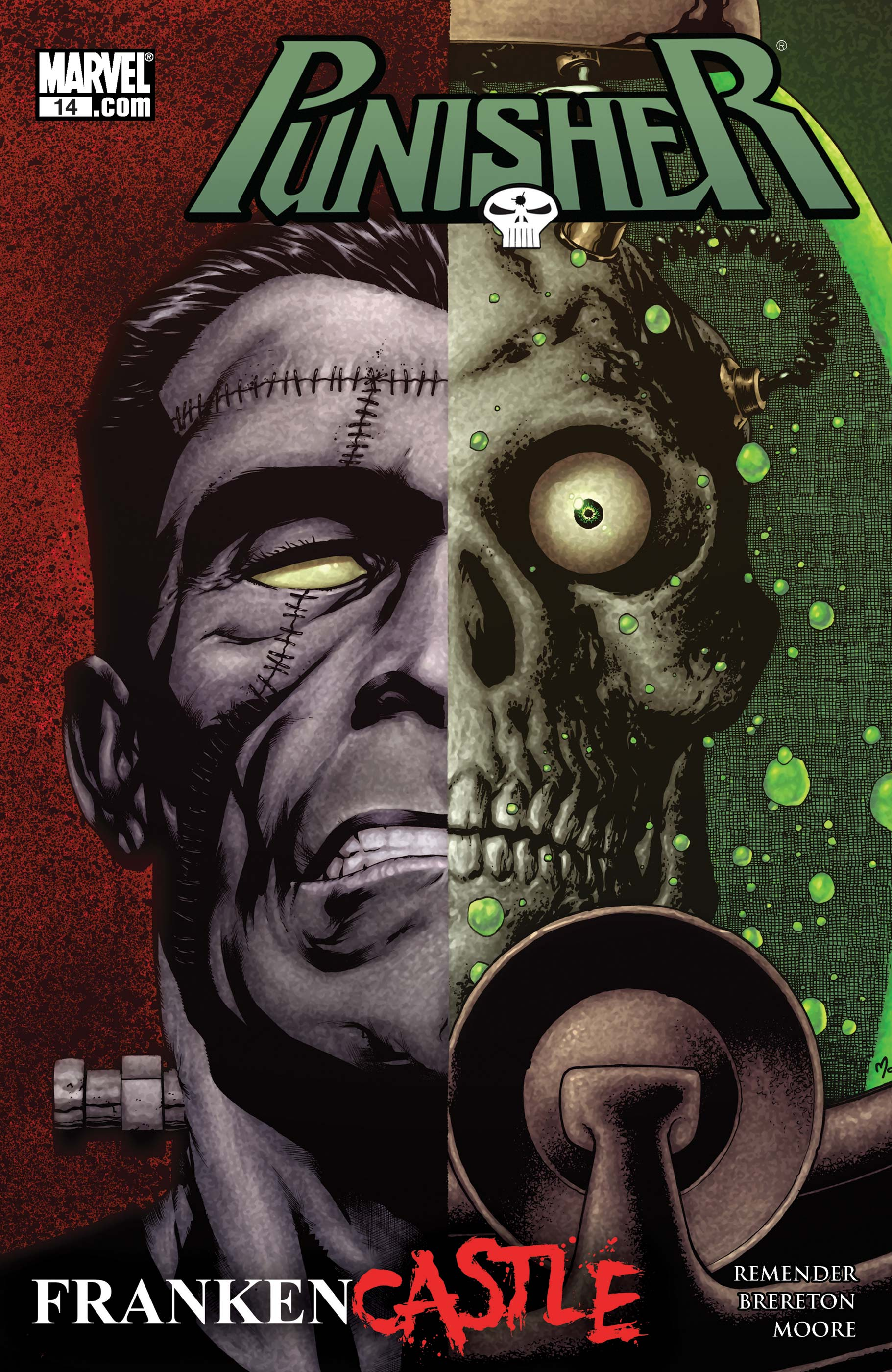 Punisher (2008) #14