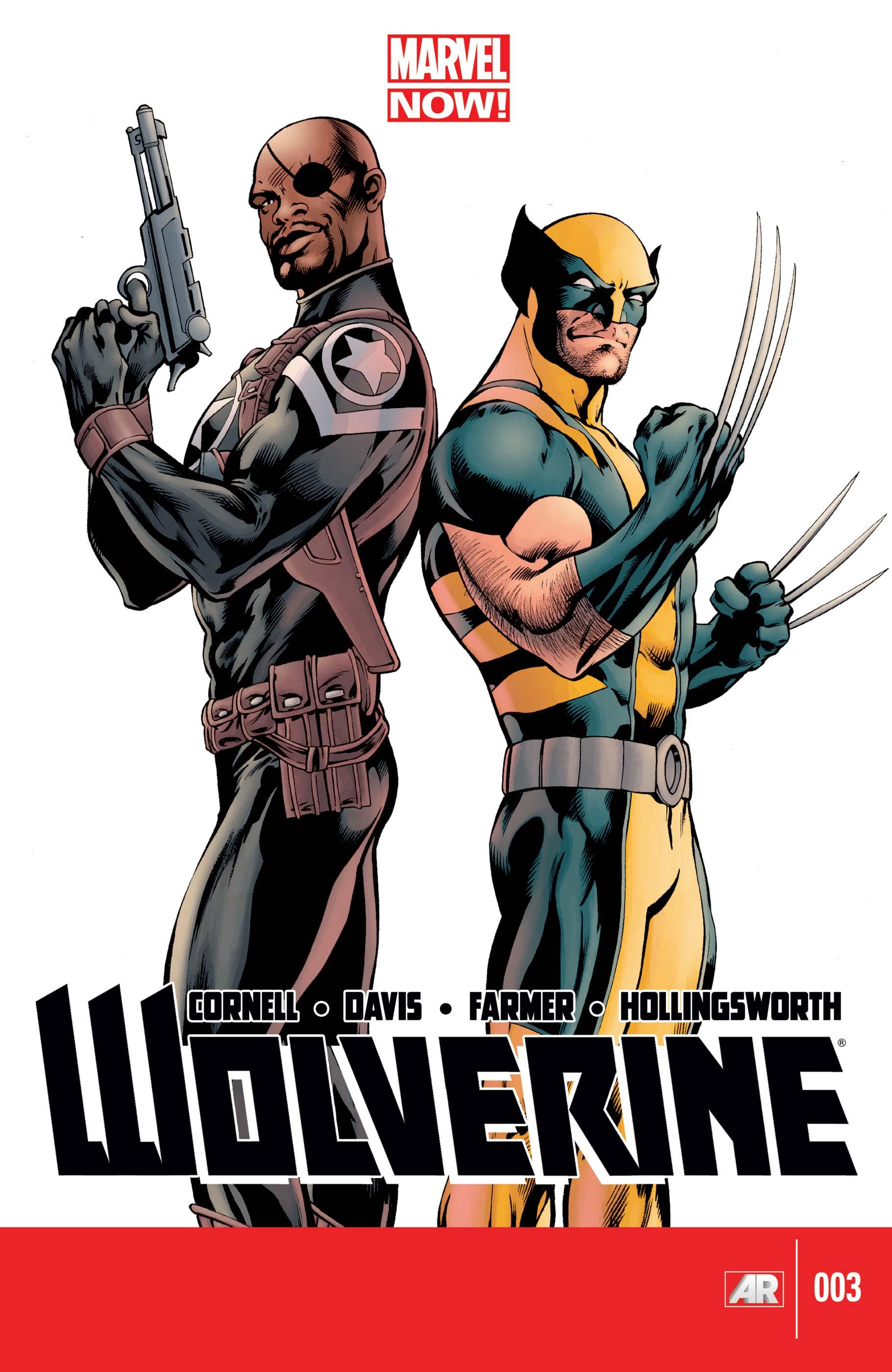 Wolverine (2013) #3