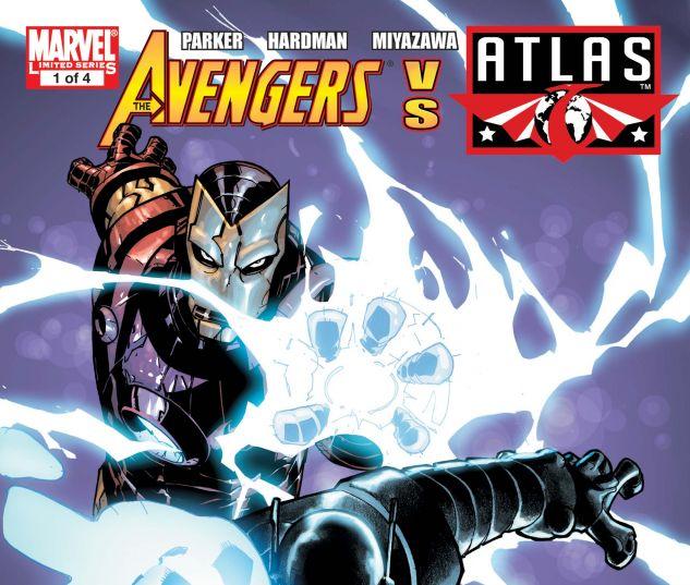 Avengers Vs. Atlas (2010) #1