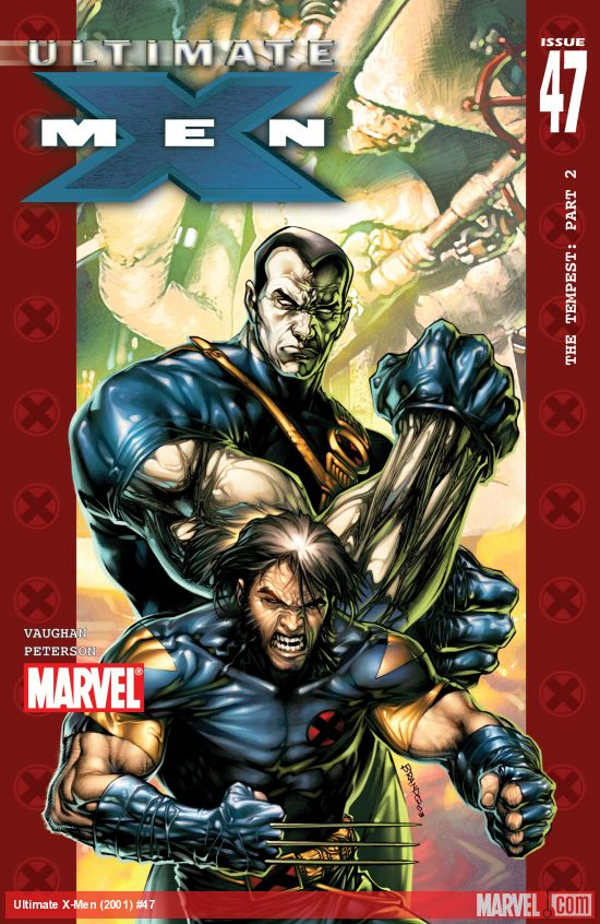 Ultimate X-Men (2000) #47