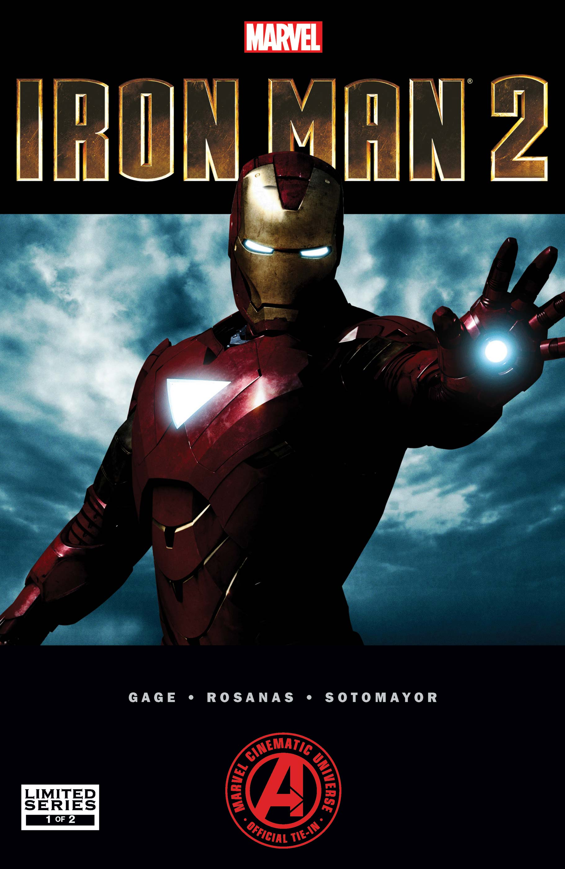 Marvel's Iron Man 2 Adaptation (2012) #1