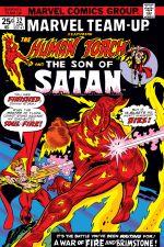 Marvel Team-Up (1972) #32 cover