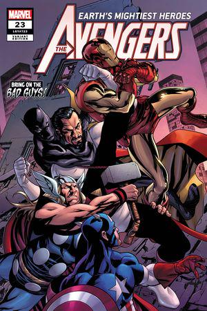 Avengers (2018) #23 (Variant)