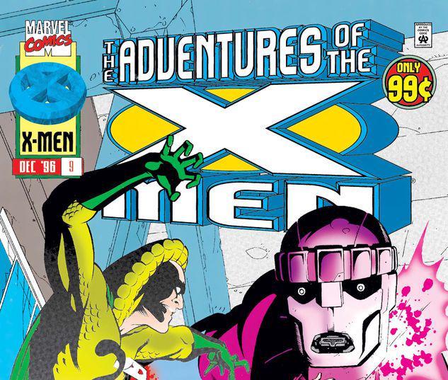 Adventures of the X-Men #9