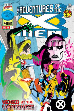 Adventures of the X-Men #9