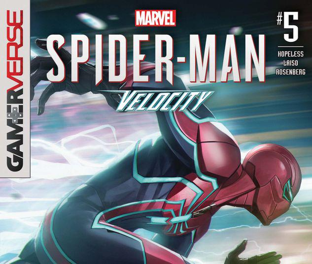 Marvel's Spider-Man: Velocity #5