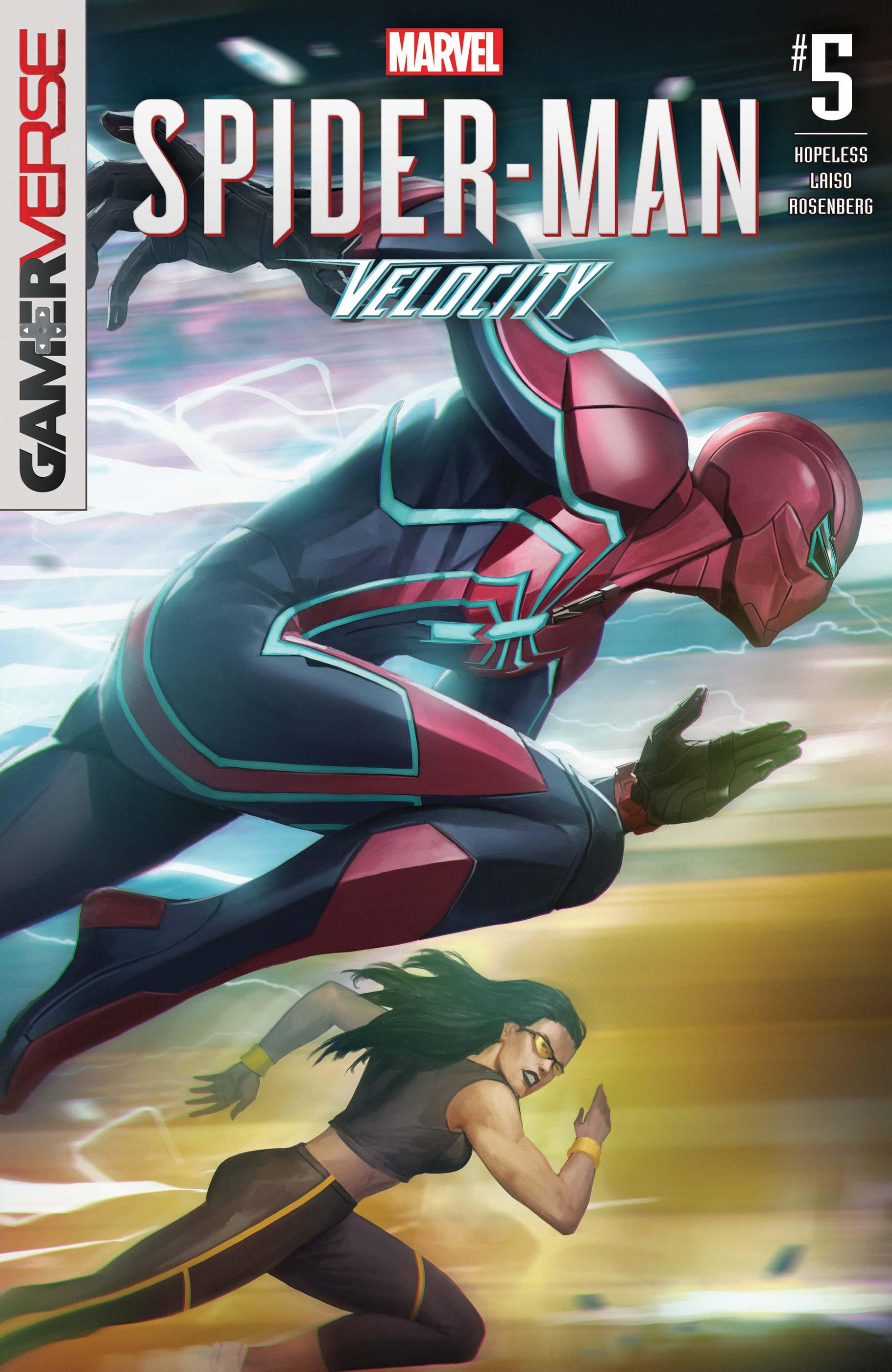 Marvel's Spider-Man: Velocity (2019) #5