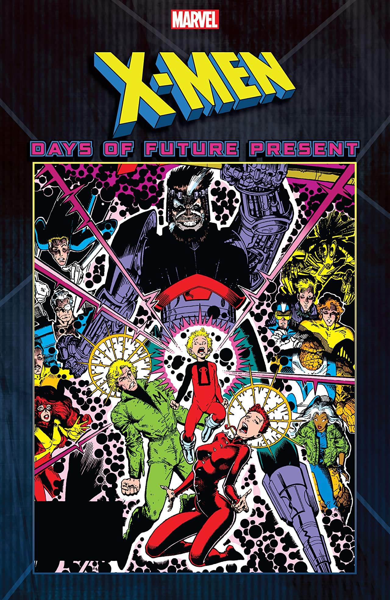 X-Men: Days of Future Present (2020)