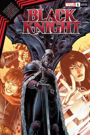 King In Black: Black Knight (2021) #1 (Variant)
