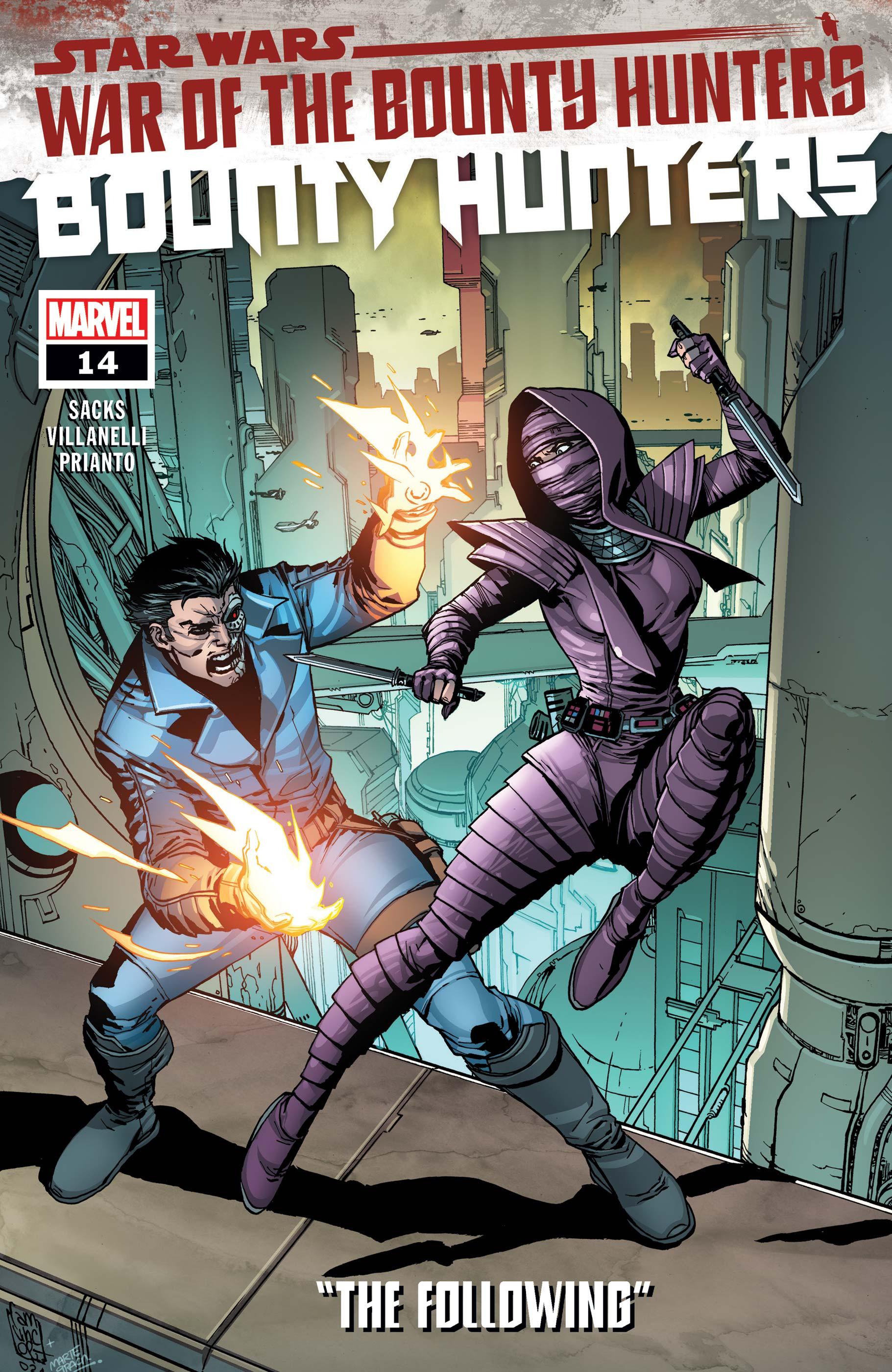 Star Wars: Bounty Hunters (2020) #14