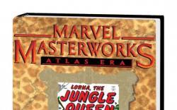 MARVEL MASTERWORKS: ATLAS ERA JUNGLE ADVENTURE VOL. 1 HC (VARIANT) #1