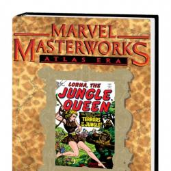 Marvel Masterworks: Atlas Era Jungle Adventure Vol. 1 (Variant)