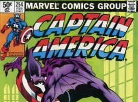 CAPTAIN AMERICA by Roger Stern & John Byrne