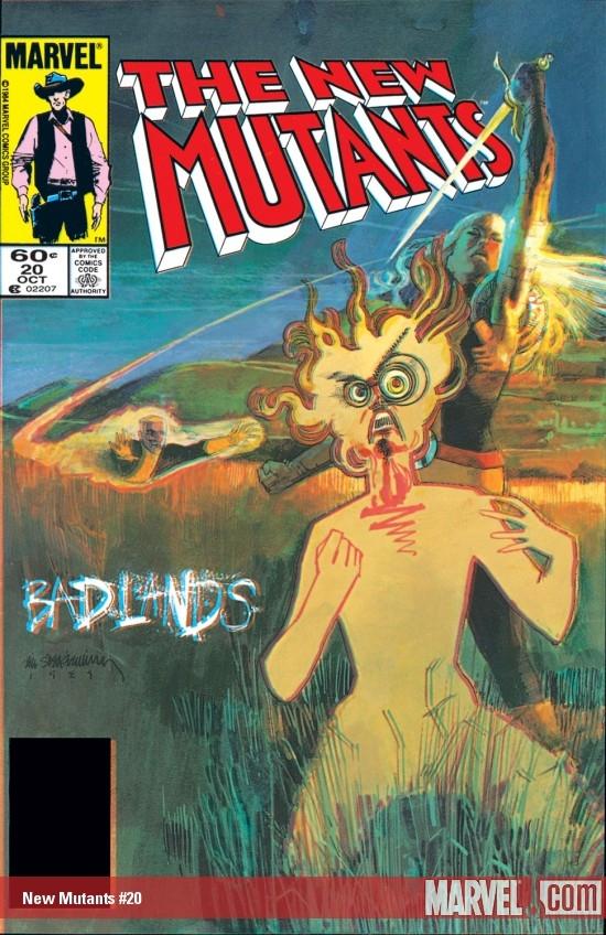 New Mutants (1983) #20