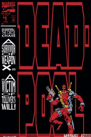 Deadpool: The Circle Chase (1993) #1