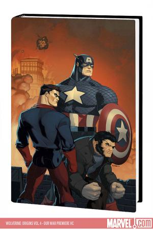 Wolverine: Origins Vol. 4 - Our War Premiere (Hardcover)