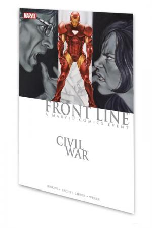 Civil War: Front Line Book 2 (2007)