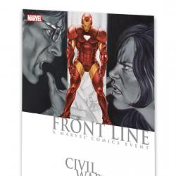 CIVIL WAR: FRONT LINE BOOK 2 #0