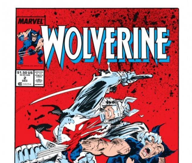 Wolverine #2