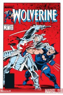 Wolverine (1988) #2