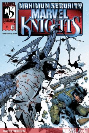 Marvel Knights (2000) #6