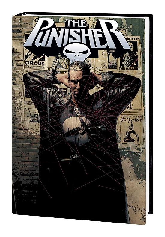 Punisher Max Vol. 1 (Hardcover)