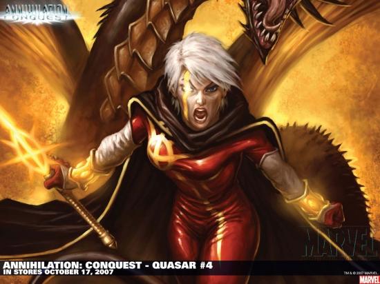 Annihilation: Conquest - Quasar (2007) #4 Wallpaper