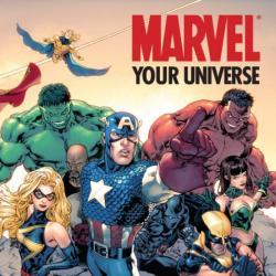 Marvel Universe Saga (2008) #1