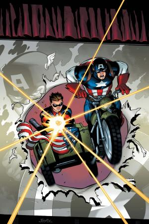 Captain America and... (2012) #621