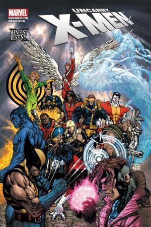 Uncanny X-Men (1963) #500 (TURNER VARIANT)