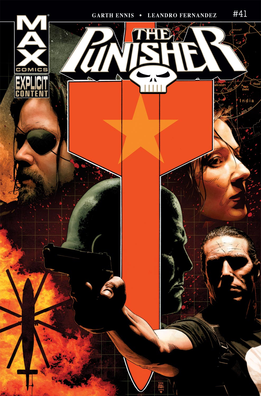 Punisher Max (2004) #41