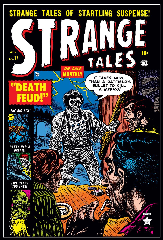 Strange Tales (1951) #17