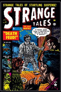 Strange Tales #17