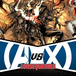 Avengers Vs. X-Men: Consequences