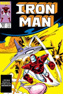 Iron Man (1968) #201