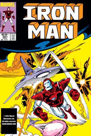 Iron Man #201