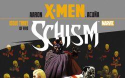 X-Men: Schism (2011) #3